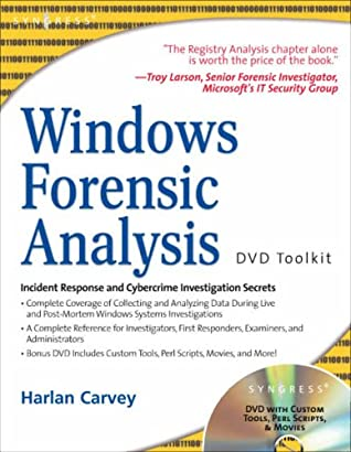 Windows Forensic Analysis: DVD Toolkit